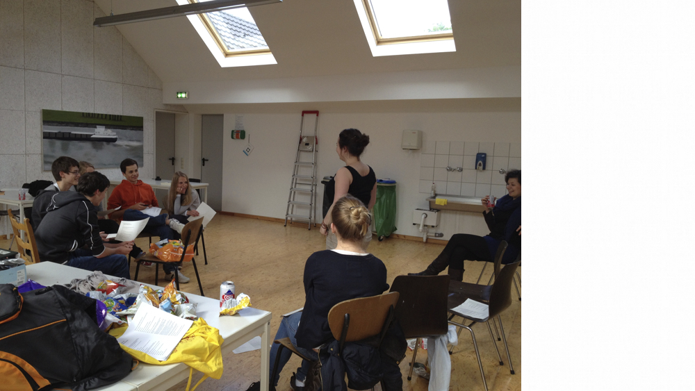 7 Anna Marx, Bang Bang du bist tot, Workshop, 2012
