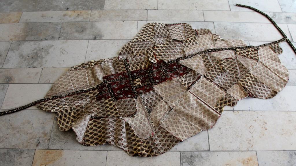 Franz Christoph Pfannkuch, Scholle, Objekt, 2012, 01