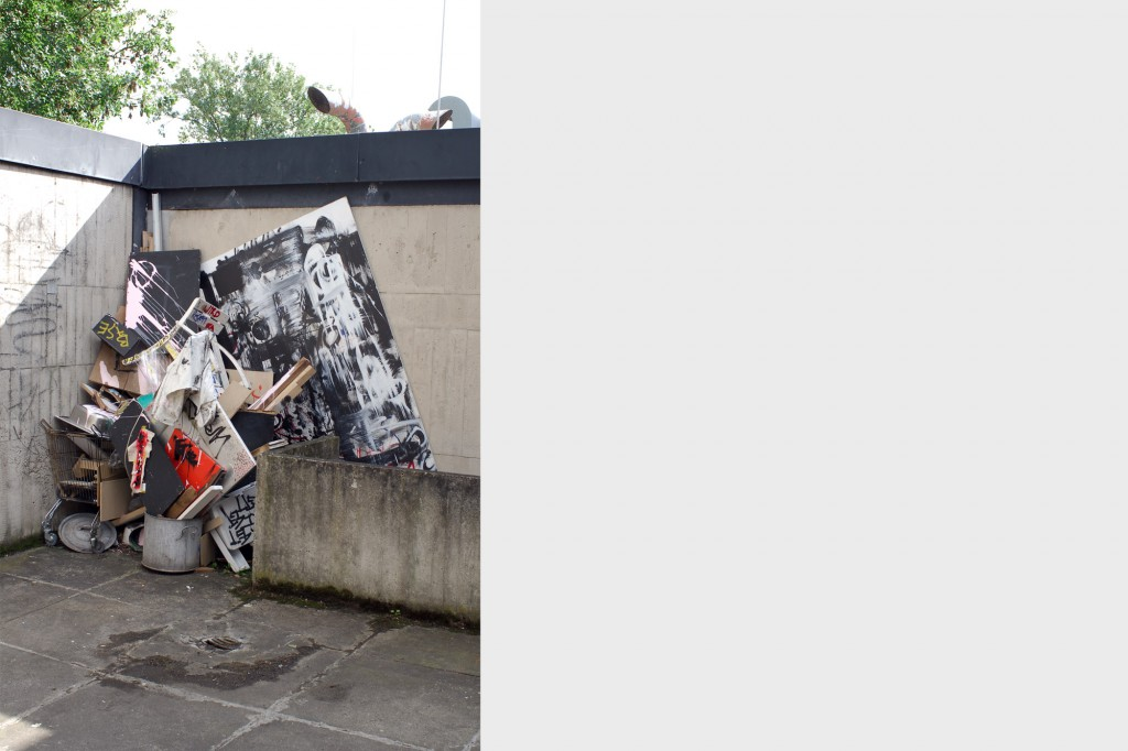 Daniel-Reidt,-Installation,-Rundgang-2012