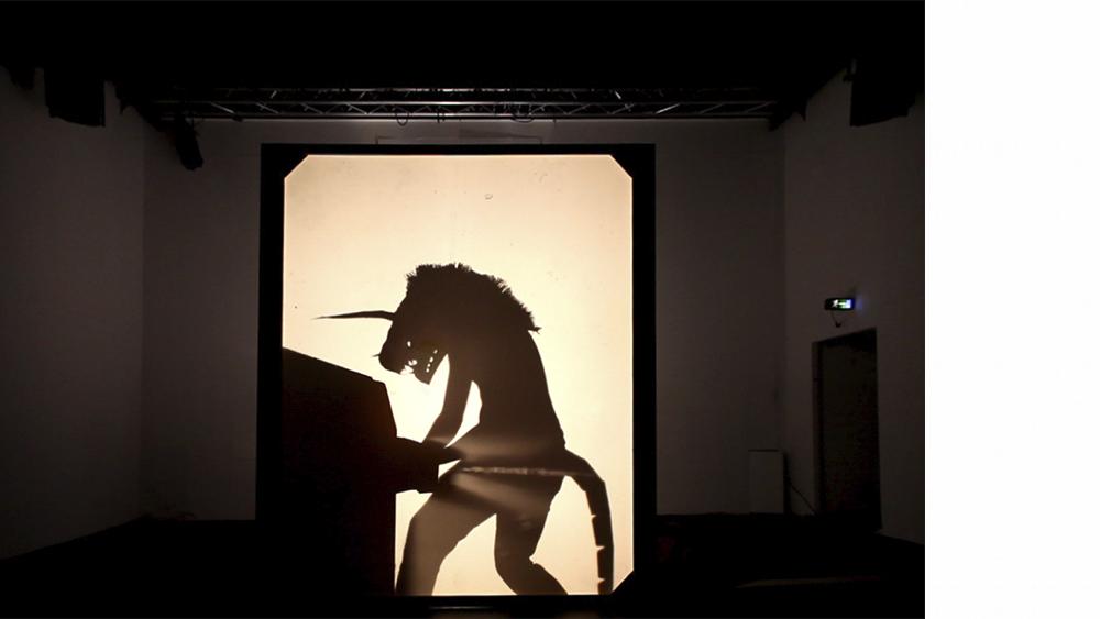 1 Kim Young kyun, Narben, Video, 2015