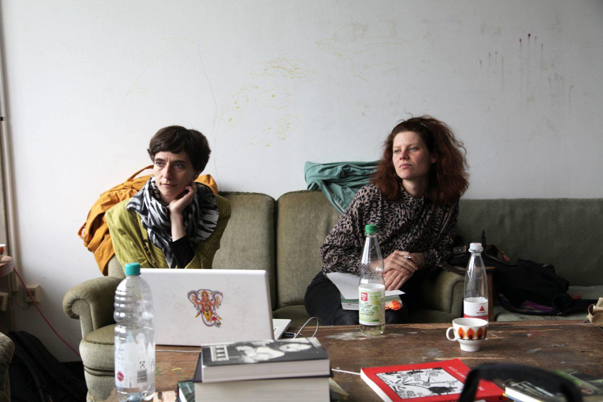 Amazonen Workshop, J&K, 2014