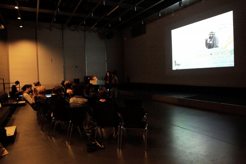 Amazonen, Vortrag J&K, 2014