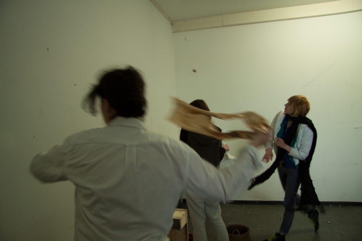 Amazonen, Workshop Melissa Logan, 2014