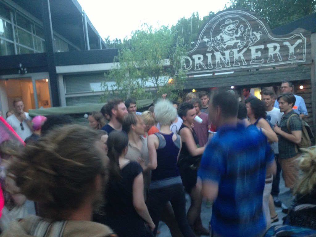 11 Haufen & beweg bar, Rundgang 2013