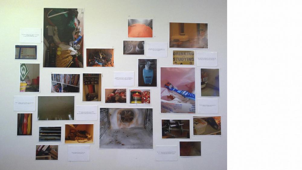 4 Anna Marx, (wo)men at work, Installation, 2013