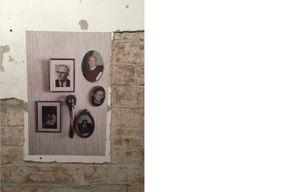 4 Jana Wieczorek, ahnen, C-Print, Fotografie gerahmt, 2015