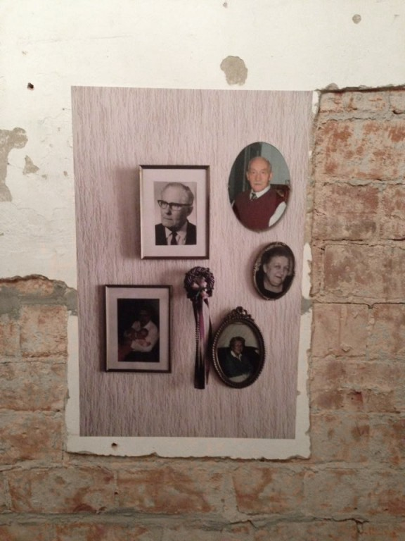 5 Jana Wieczorek, ahnen, C-Print, Fotografie gerahmt, 2015