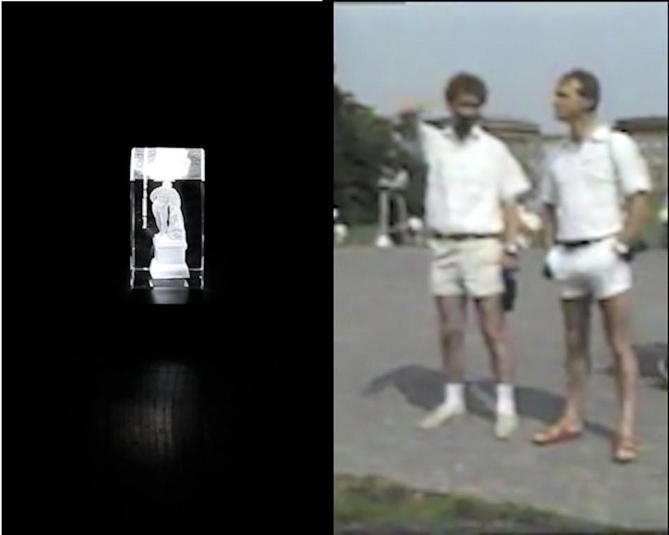 8 Jana Wieczorek, se souvenir, Videostill, 2015