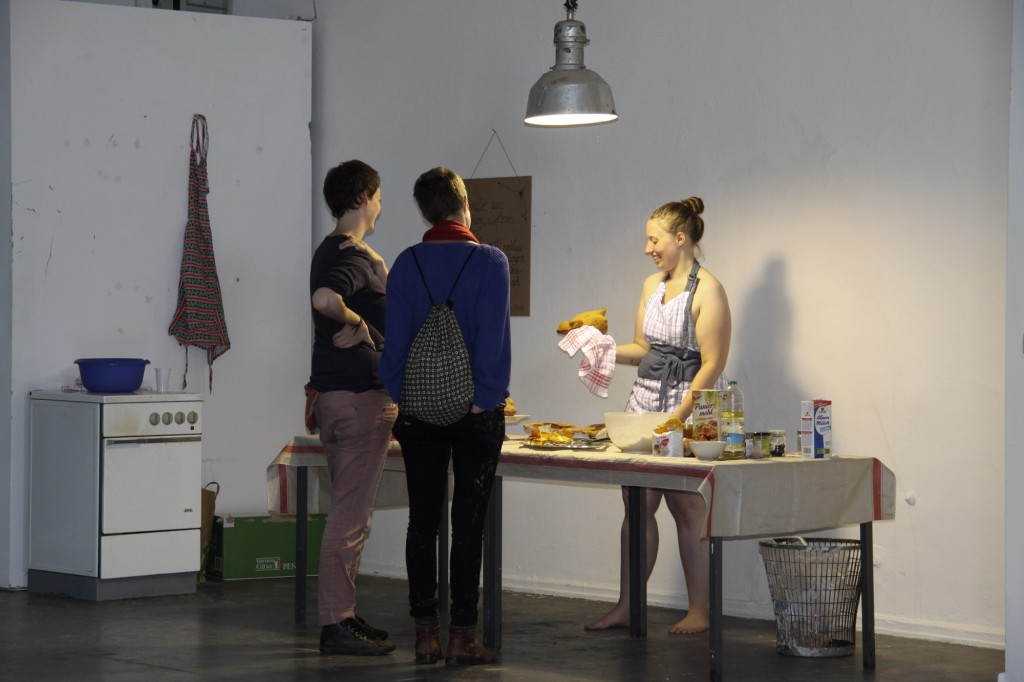 Amelie Jakubek, Der harte Kern 3