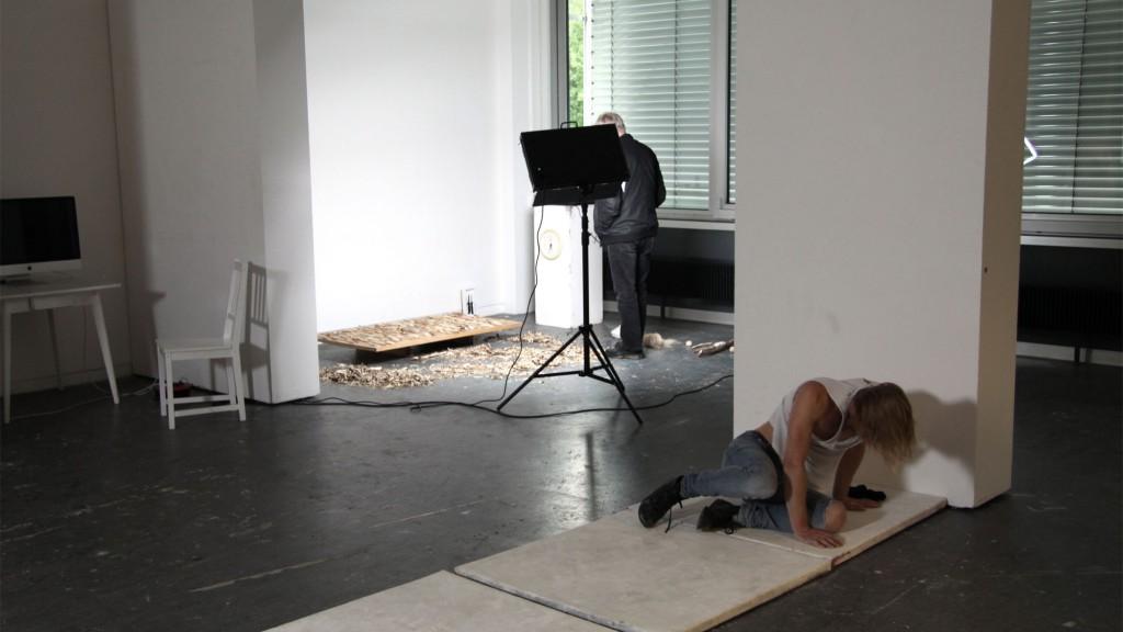 4 1 David Voigt, Handlungen, 2012