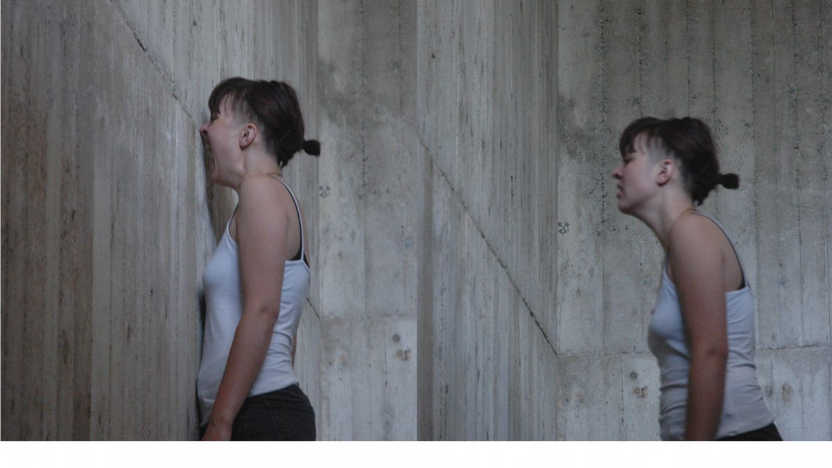 8 Paula Mierzowsky, Concrete Respiration, Performance, 2014