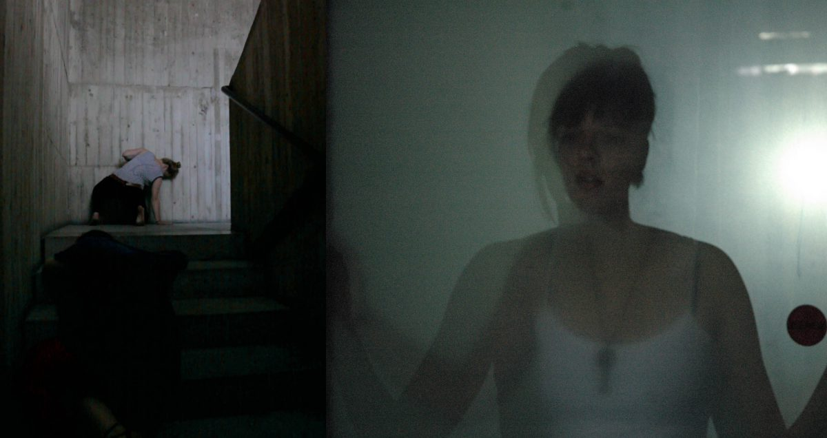 9 Paula Mierzowsky, Concrete Respiration, Performance, 2014