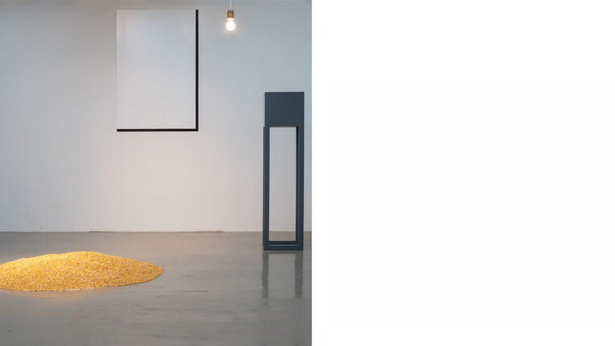 Zurück in die Zukunft, Ausstellungsansicht in Linz, 2013