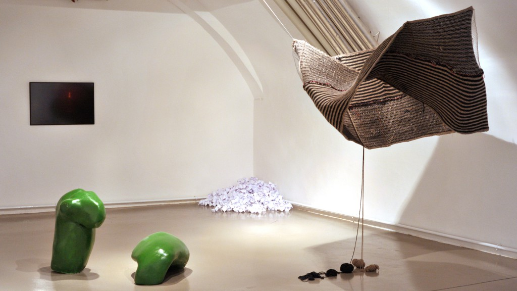 INKY Kutz, 20 vor 8, Installation, 2013, 02