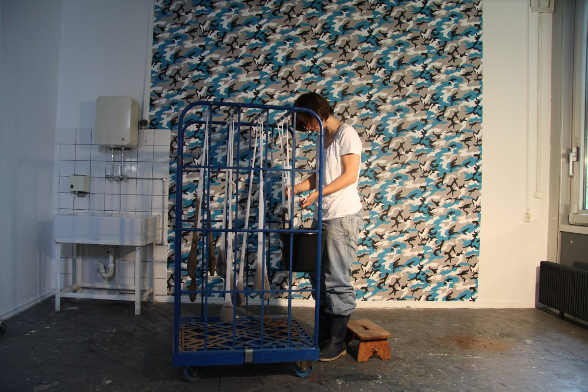 19 Silke kleine Kalvelage, Handlungen, 2012