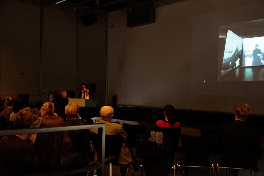 Amazonen, Vortrag Hanne Loreck, 2014