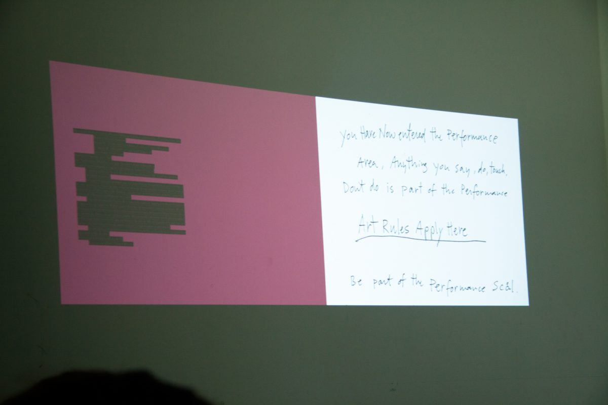 Amazonen, Vortrag Melissa Logan, 2014