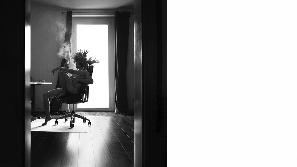5 Kim Young kyun, Shaman, c-print, flexible size, 2014