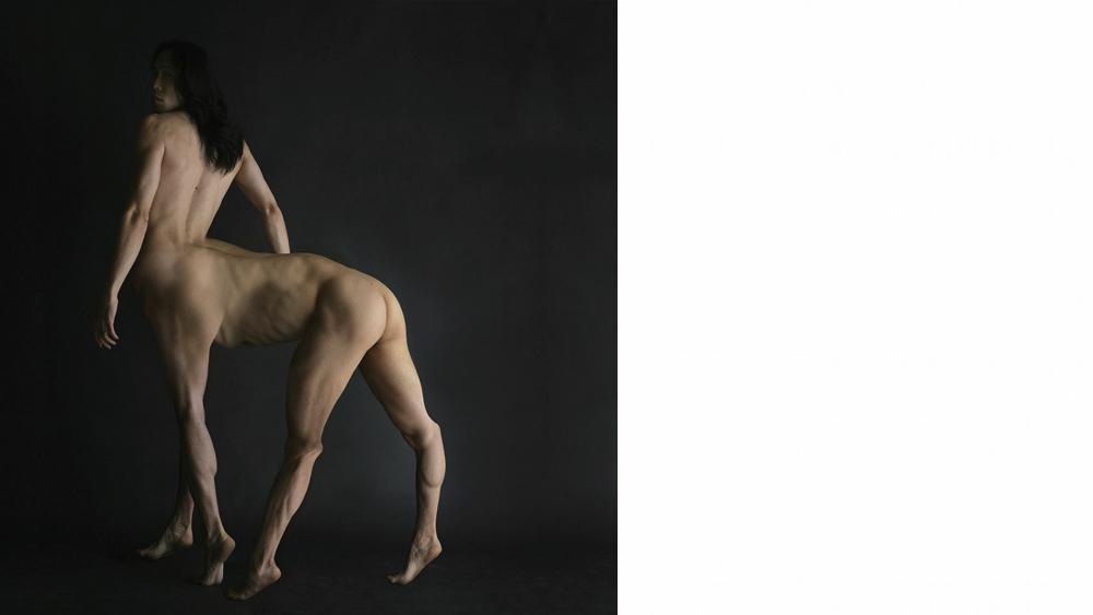 6 Kim Young kyun, Kentauros : fade out, c-print, 102 X 102cm, 2008