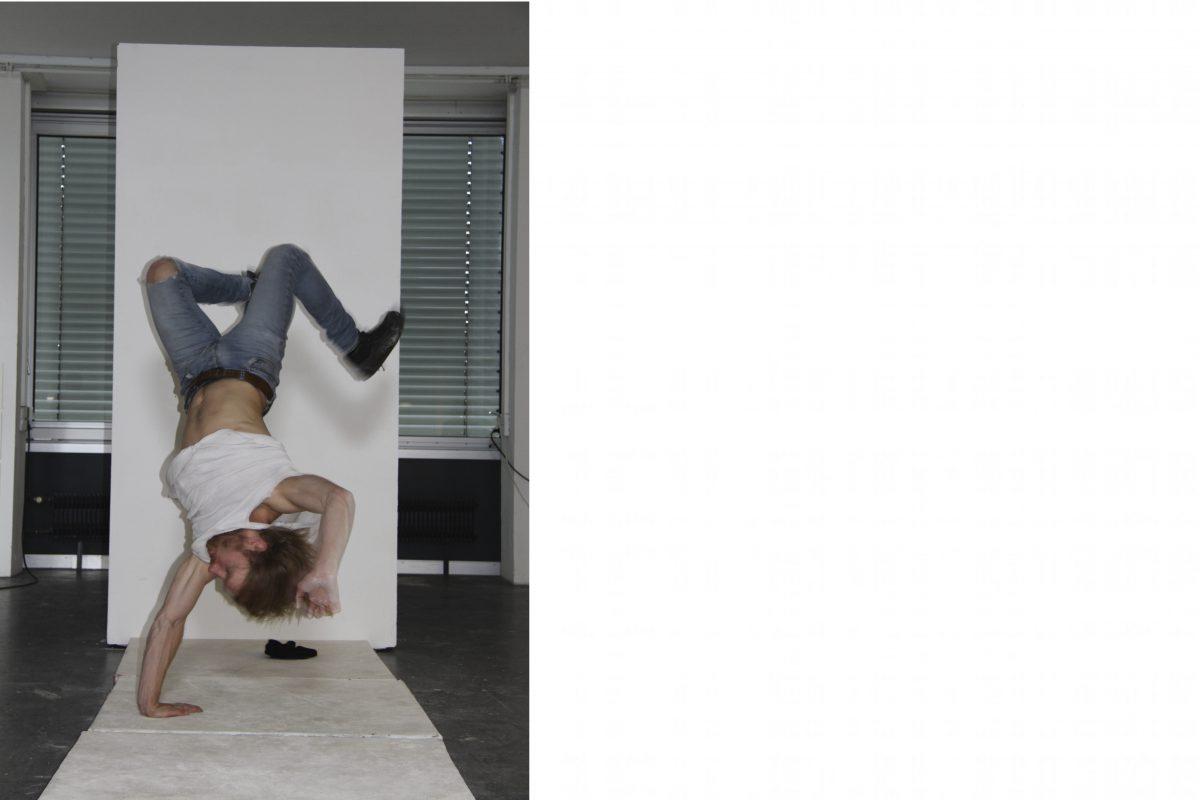7 David Voigt, Handlungen, 2012