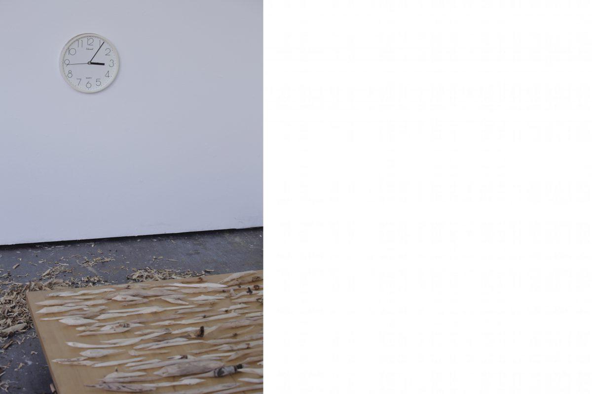 9 Sylvia Krüger, Handlungen, 2012