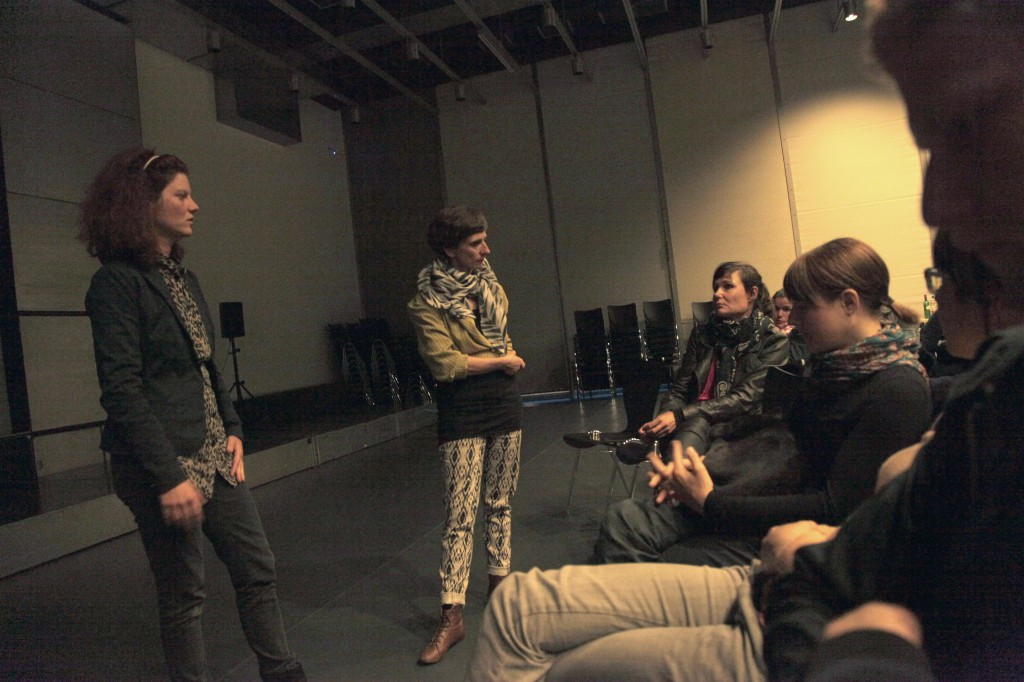 Amazonen, Vortrag J&K, 2013