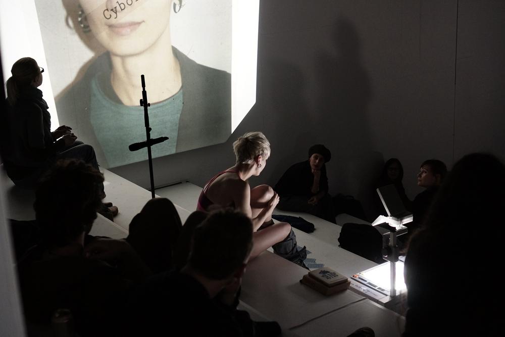 OPEN PRACTICE, Ingrid Kutz, 2015