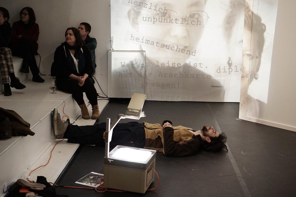 OPEN PRACTICE, Kammerbühne im Theater Freiburg, 2015