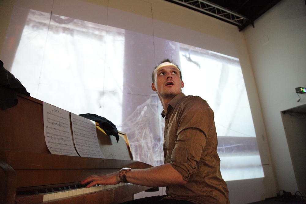 OPEN PRACTICE, Christoph Pfannkuch, 2015