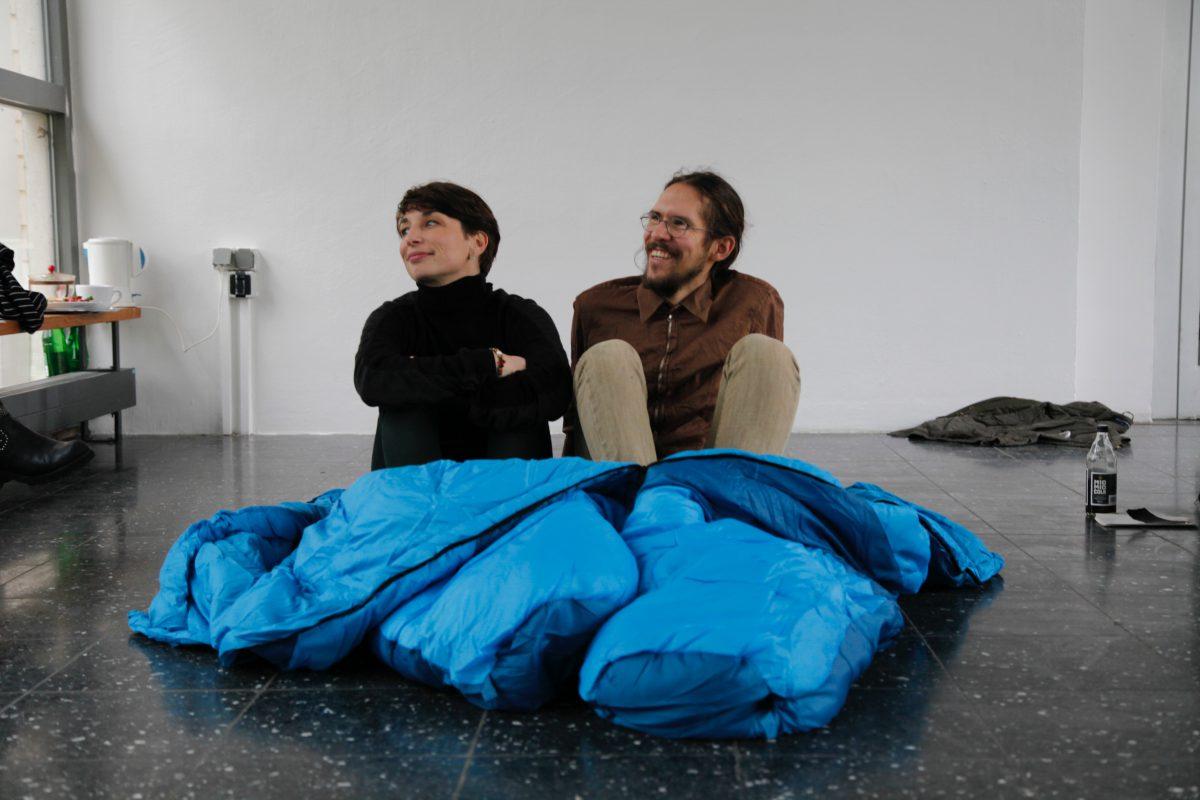 Bang your___here, Henrik Seidel mit Susanna Weiß, 2016