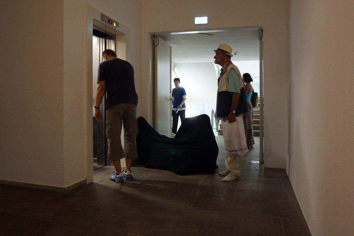 Amoebe, Fridericianum, Kasseler Museumsnacht 2016