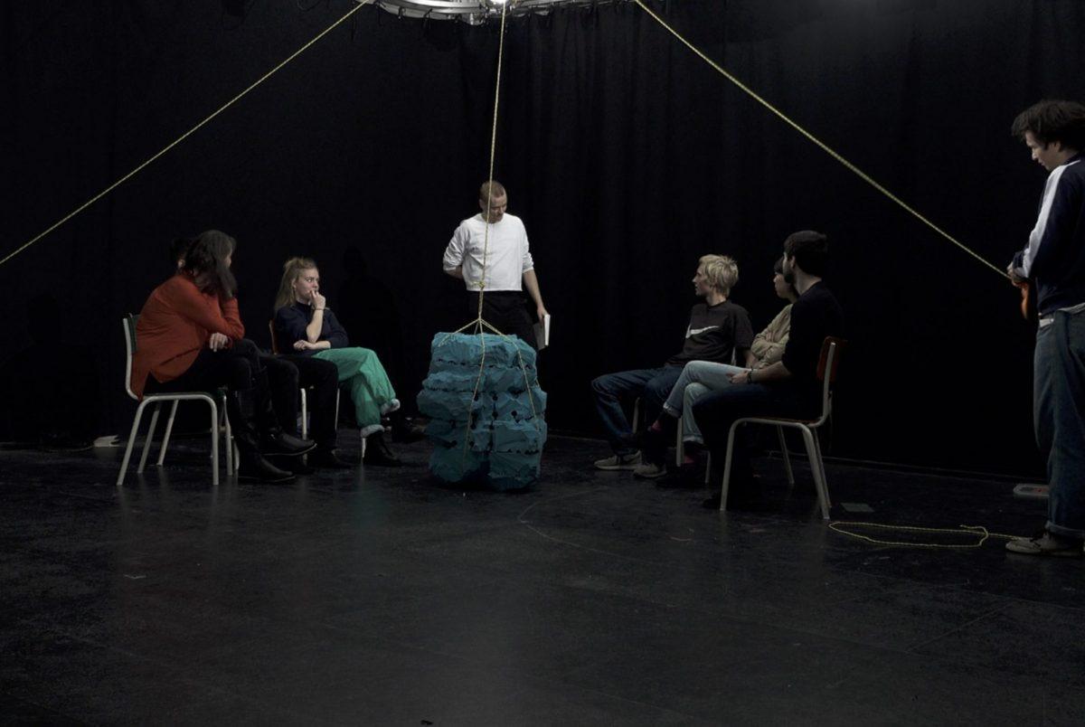 Emotional Exploitation, interactive performance, 2019